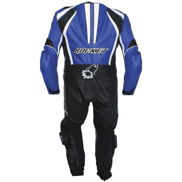 Macacão Joe Rocket Speedmaster 1 pç Azul  - Super Bike - Loja Oficial Alpinestars