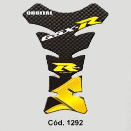 Protetor de Tanque Orbital 1292 GSX-R Amarelo  - Super Bike - Loja Oficial Alpinestars