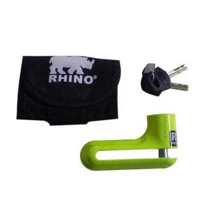 Trava de Disco Rhino 6018 Anti-micha - Melhor Pre�o  - Super Bike - Loja Oficial Alpinestars