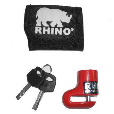 Trava de Disco Rhino 8013 Anti-micha - Melhor Preço  - Super Bike - Loja Oficial Alpinestars