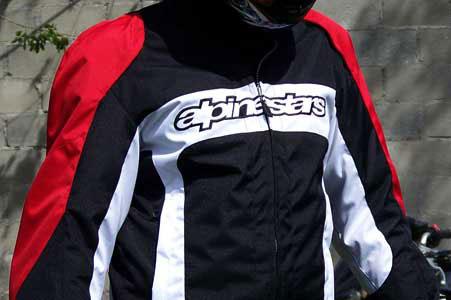 Jaqueta Alpinestars Rhoma Vermelha impermeável  - Super Bike - Loja Oficial Alpinestars
