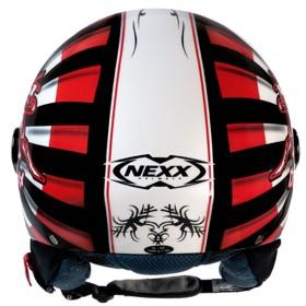 Capacete Nexx X60 Samurai Vermelho  - Super Bike - Loja Oficial Alpinestars