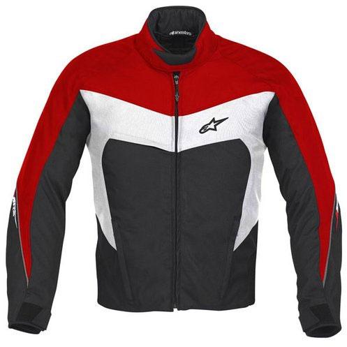 Jaqueta Alpinestars Argon Impermeável  (Vermelha)  - Super Bike - Loja Oficial Alpinestars