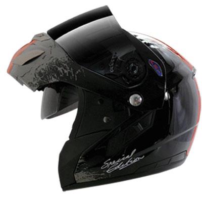 Capacete LS2 FF369 Delta Special Edition - Escamoteável - Ganhe Balaclava  - Super Bike - Loja Oficial Alpinestars