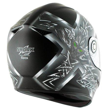 Capacete Shark RSI Thethys Mat KSA  - Super Bike - Loja Oficial Alpinestars