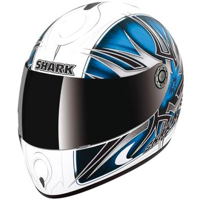 Capacete Shark S800 Boreal Matt WBS  - Super Bike - Loja Oficial Alpinestars