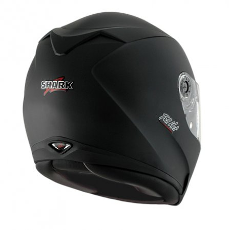 Capacete Shark S700 Full Matt BLK  - Super Bike - Loja Oficial Alpinestars