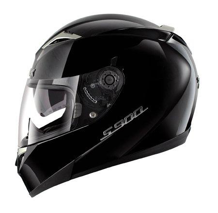 Capacete Shark S900 Prime BLK - Ganhe Balaclava  - Super Bike - Loja Oficial Alpinestars