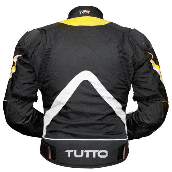 Jaqueta Tutto Secca Amarela 100% Impermeável  - Super Bike - Loja Oficial Alpinestars