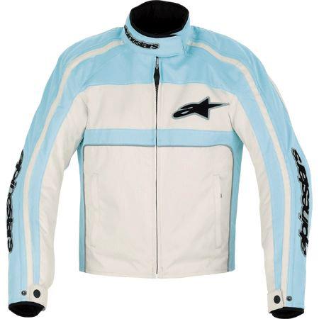 Jaqueta Alpinestars T-Dyno (Azul Claro)  - Super Bike - Loja Oficial Alpinestars