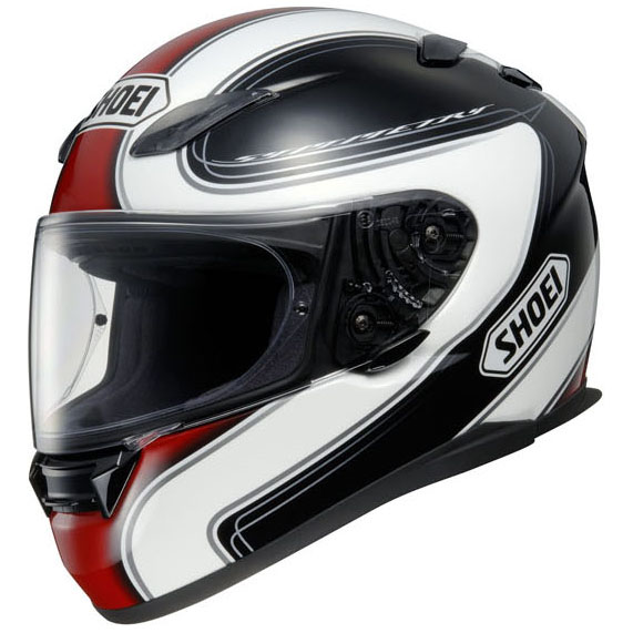 Capacete Shoei XR-1100 Symmetry TC-2  - Super Bike - Loja Oficial Alpinestars
