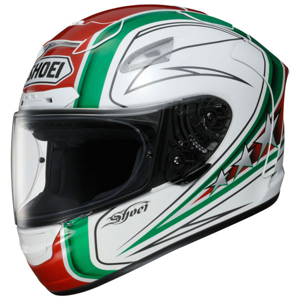 Capacete Shoei X-Spirit II Streamline TC-4  - Super Bike - Loja Oficial Alpinestars