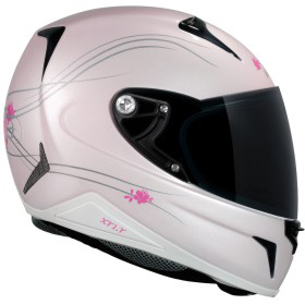 Capacete Nexx XR1R Glam Rosa perolado - Feminino  - Super Bike - Loja Oficial Alpinestars