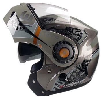 Capacete Zeus 3000A Hiro - escamoteável  - Super Bike - Loja Oficial Alpinestars
