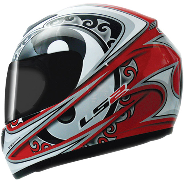Capacete LS2 FF350 Zen Vermelho GANHE BALACLAVA  - Super Bike - Loja Oficial Alpinestars