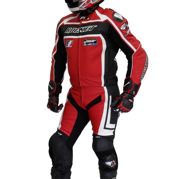 Macacão Joe Rocket Speedmaster 2 pçs Vermelho - Lançamento  - Super Bike - Loja Oficial Alpinestars