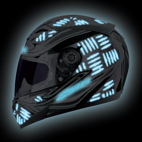 Capacete Shark S900 Fost Luminescente - Ganhe Balaclava  - Super Bike - Loja Oficial Alpinestars