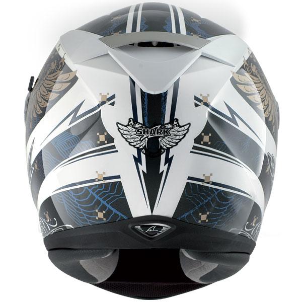 Capacete Shark S900 Marines WAQ - Ganhe Balaclava  - Super Bike - Loja Oficial Alpinestars