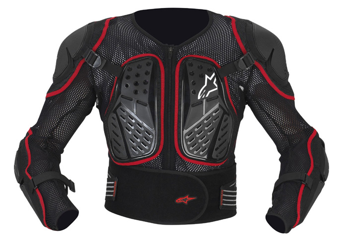 Protetor Bionic 2 Protection Jacket Alpinestars  - Super Bike - Loja Oficial Alpinestars