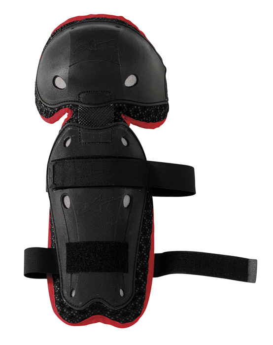 Reflex Knee Guard Alpinestars (Joelheira)  - Super Bike - Loja Oficial Alpinestars