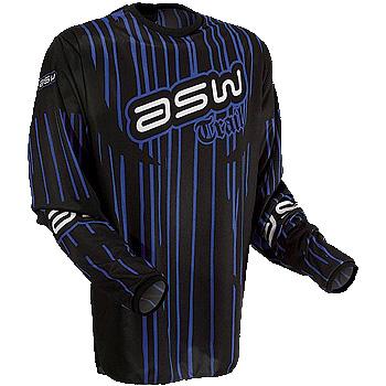 Camisa ASW Trail - Royal  - Super Bike - Loja Oficial Alpinestars