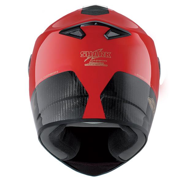 Capacete Shark RSI Carbon Red  - Super Bike - Loja Oficial Alpinestars