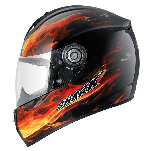 Capacete Shark RSI Fire Shark KRY  - Super Bike - Loja Oficial Alpinestars
