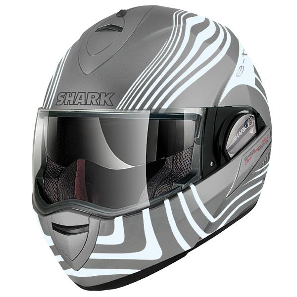 Capacete Shark Evoline Serie 2 E-Tec Lumi  - Super Bike - Loja Oficial Alpinestars