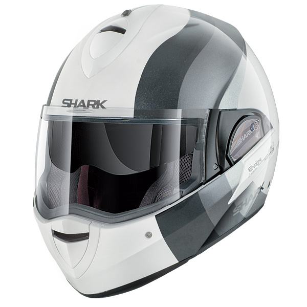 Capacete Shark Evoline Serie 2 Wayer WAS - Super Bike - Loja Oficial Alpinestars