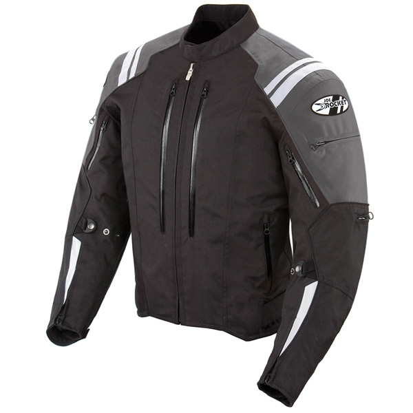 Jaqueta Joe Rocket Atomic 4.0 - Cinza  - Super Bike - Loja Oficial Alpinestars