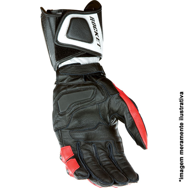 Luva Joe Rocket Speedmaster 8.0  - Super Bike - Loja Oficial Alpinestars