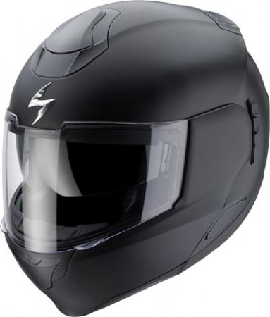 Capacete Scorpion Exo 900 Solid Matt Black  - Super Bike - Loja Oficial Alpinestars
