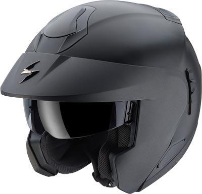 Capacete Scorpion Exo 900 Solid Matt Black  - Super Bike - Loja Oficial Alpinestars
