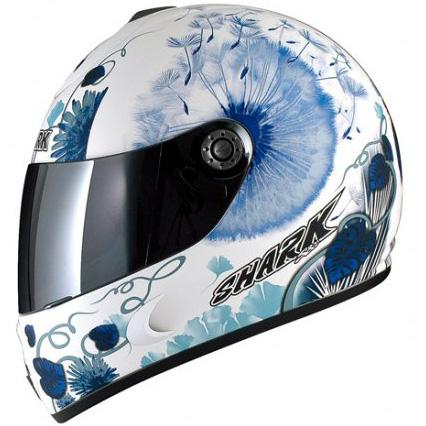 Capacete Shark S800 Feminino Zephyr WBB - Ganhe balaclava  - Super Bike - Loja Oficial Alpinestars
