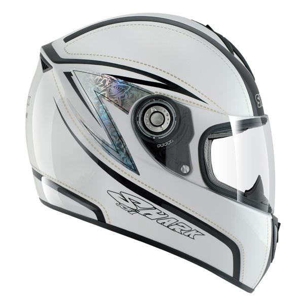 Capacete Shark RSI D-Tone WHT  - Super Bike - Loja Oficial Alpinestars