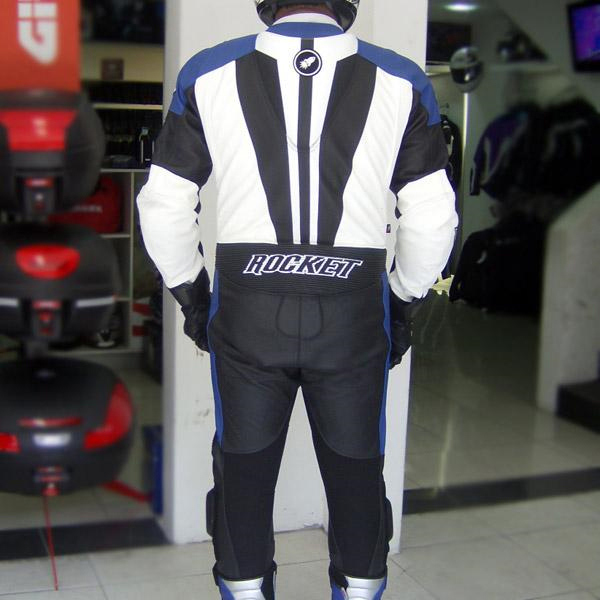 Macacão Joe Rocket Speedmaster 6.0 - 1 pç - Azul  - Super Bike - Loja Oficial Alpinestars