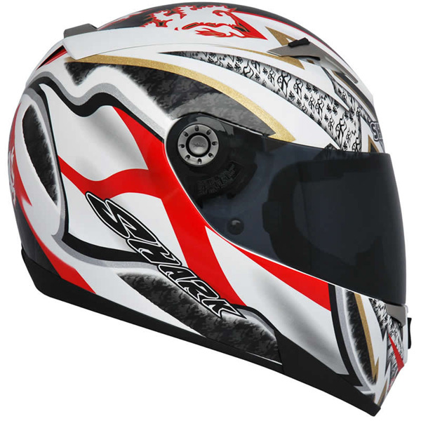 Capacete Shark S900 Flag - Ganhe Balaclava  - Super Bike - Loja Oficial Alpinestars