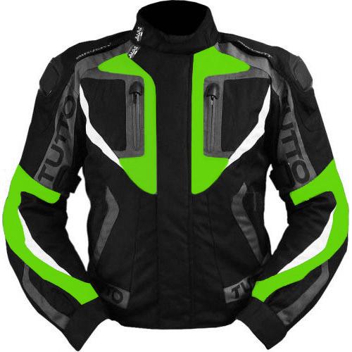 Jaqueta Tutto Racing Verde 100% Impermeável  - Super Bike - Loja Oficial Alpinestars