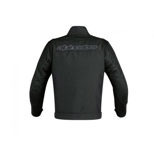 Jaqueta Alpinestars Ransom WP (Preta/ Impermeável)  - Super Bike - Loja Oficial Alpinestars