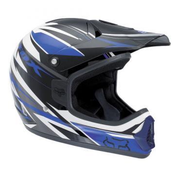 Capacete Fox Tracer Pro - Azul  - Super Bike - Loja Oficial Alpinestars
