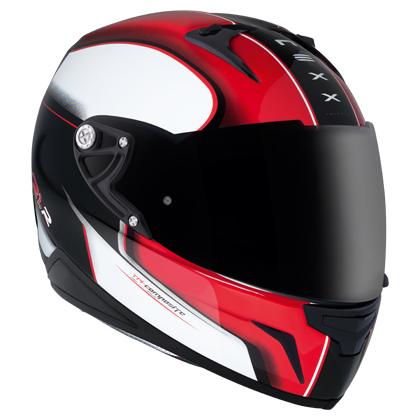 Capacete Nexx XR1R Motion Vermelho - Ganhe Camiseta MotoGP  - Super Bike - Loja Oficial Alpinestars