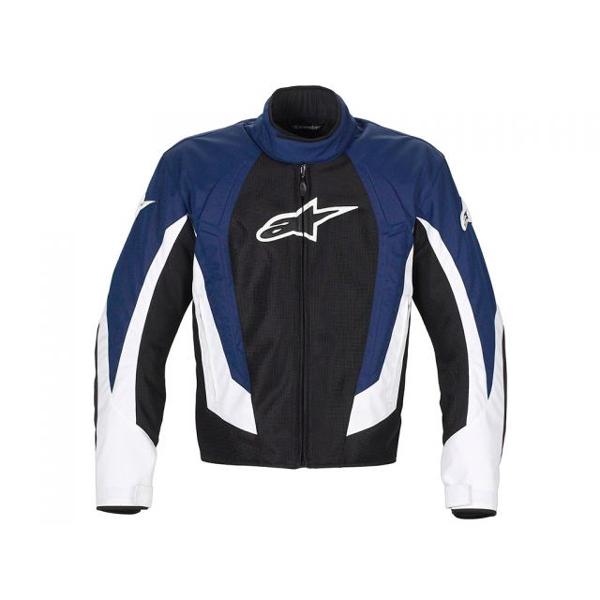 Jaqueta Alpinestars T-RC-1 ( Azul/ Ventilada)  - Super Bike - Loja Oficial Alpinestars
