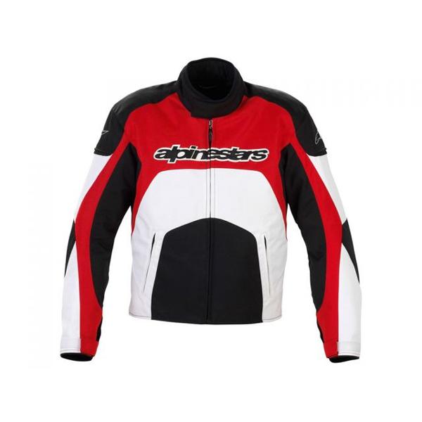 Jaqueta Alpinestars T GP Plus (Vermelha)  - Super Bike - Loja Oficial Alpinestars