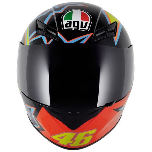 Capacete AGV K-3 Rossi VR-46  Valentino Rossi  - Super Bike - Loja Oficial Alpinestars