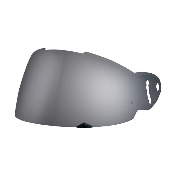 Viseira Capacete Nexx Fechado (XR1R) - Espelhada Prata  - Super Bike - Loja Oficial Alpinestars