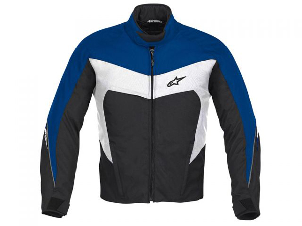 Jaqueta Alpinestars Argon Impermeável (Azul)  - Super Bike - Loja Oficial Alpinestars