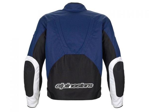 Jaqueta Alpinestars T-RC-1 (Azul)  - Super Bike - Loja Oficial Alpinestars