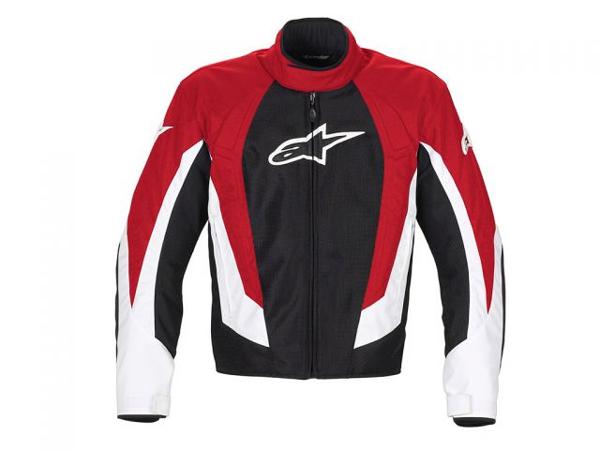 Jaqueta Alpinestars T-RC-1 (Vermelha)  - Super Bike - Loja Oficial Alpinestars