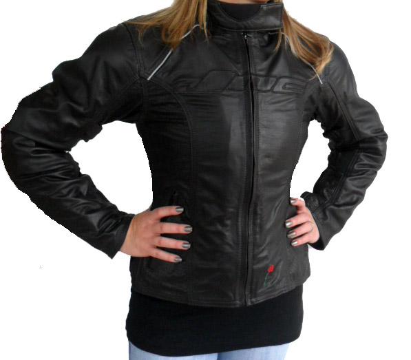Jaqueta Joc Summer Lady - Couro  - Super Bike - Loja Oficial Alpinestars