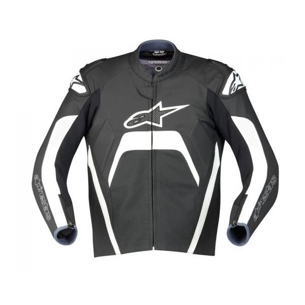 Jaqueta Alpinestars Tech1-R (Preta)  - Super Bike - Loja Oficial Alpinestars